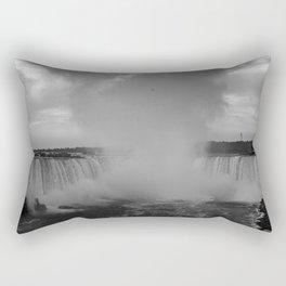 Power of water Rectangular Pillow