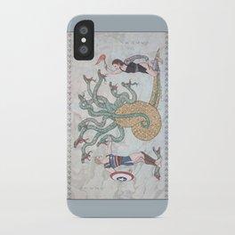 Steve, Bucky and the Hydra iPhone Case