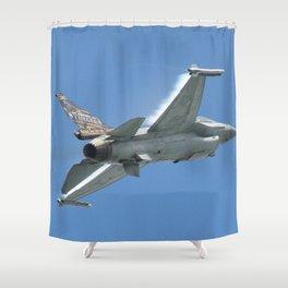 Falcon Agility Shower Curtain