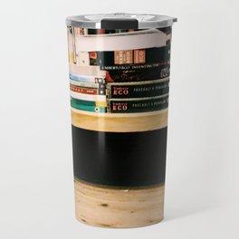 Books in the West Village Travel Mug