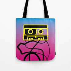 80's problems: Cassette Tape Tote Bag