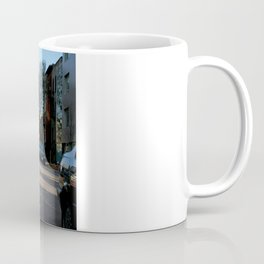 New York car Coffee Mug