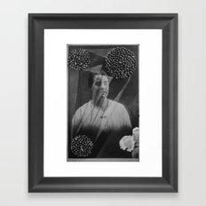 fugue state Framed Art Print