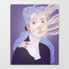 Portrait III Canvas Print