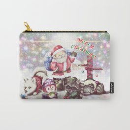 Christmas with Friends 2019 Carry-All Pouch
