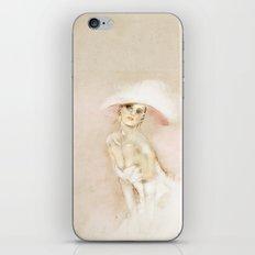 I am a lady iPhone Skin