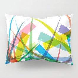 Spiky Garden Pillow Sham