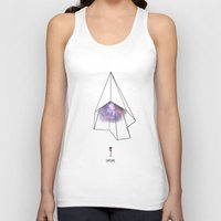 explore Tank Tops featuring Explore by Austin Collins