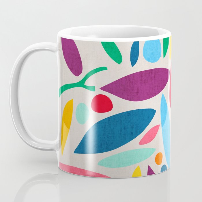Found Objects Coffee Mug