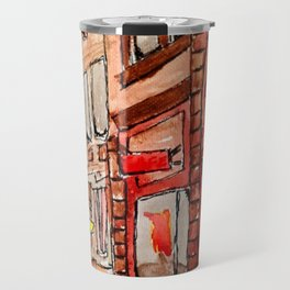 Busbee Arizona Travel Mug