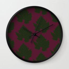 Genuine Christmas Wall Clock