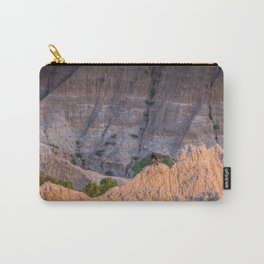 Wild Turkey in the Badlands Carry-All Pouch