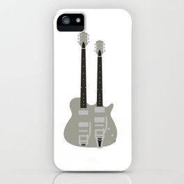 Gretsch Doubleneck ( G5566 ) iPhone Case