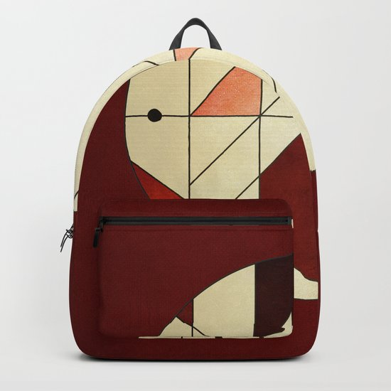 Irregular Sequence 02 Backpack