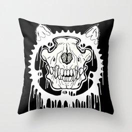 Predator or Prey Throw Pillow
