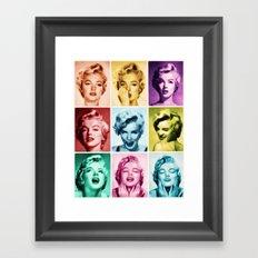 MM9 Framed Art Print