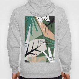 Abstract /Botanical Hoody