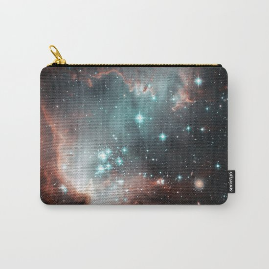 Nebula and stars Carry-All Pouch