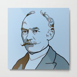 Thomas Hardy Metal Print