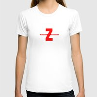 movies T-shirts featuring SEX, PIZZA, & ZOMBIE MOVIES by Lon Casler Bixby - Neoichi