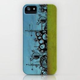 Skyscape 1 iPhone Case