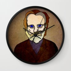 Prophets of Fiction - Frank Herbert /Dune Wall Clock