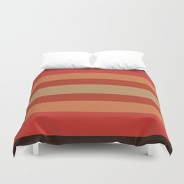 Earthy Terracotta - Color Therapy Duvet Cover