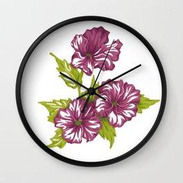Peyton Wall Clock