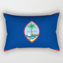 Flag of Guam Rectangular Pillow