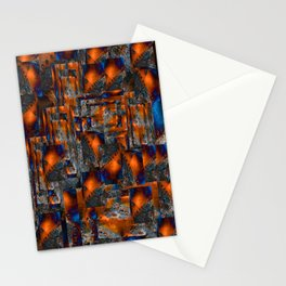red oxides Stationery Cards