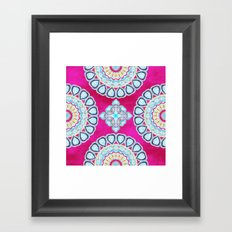 The Wind Knows My Heart Framed Art Print