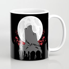Howl at the Moon (Awoo) Coffee Mug