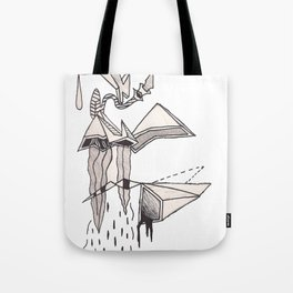 Fuk Shapes Tote Bag