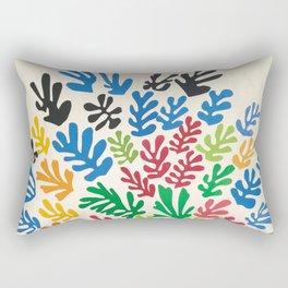 Leaf Cutouts by Henri Matisse (1953) Rectangular Pillow