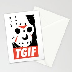 TGIF Stationery Cards