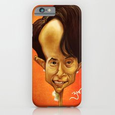 Aung San Suu Kyi iPhone 6s Slim Case