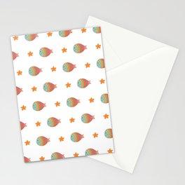 Marine animals Stationery Cards