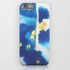 Cool Blues N Gold Slim Case iPhone 6s