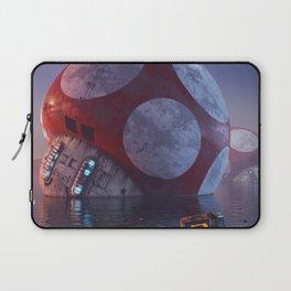 Mario Super Mushroom Laptop Sleeve