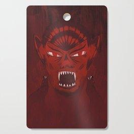 Dracula Cutting Board
