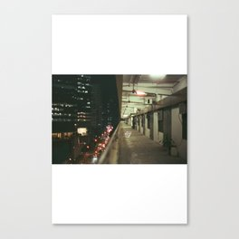 LOST? Canvas Print