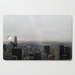 Fifty Shades of grey NYC Cutting Board