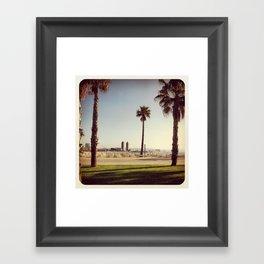 Barcelone Hotel W 3 Framed Art Print