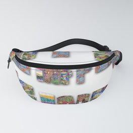 INFP Pattern 1 Fanny Pack