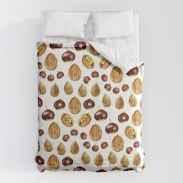 Nuts Comforters
