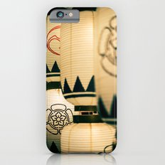 Japanese Festival Laterns in Gion, Kyoto II iPhone 6s Slim Case