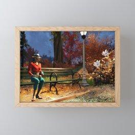 Appalachia, West Virginia - Fallout 76 game screenshot Framed Mini Art Print
