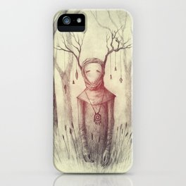 Forest Freak iPhone Case