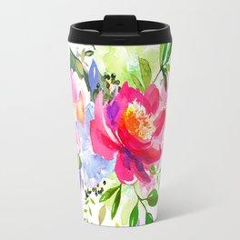 Flower arrangement I Travel Mug