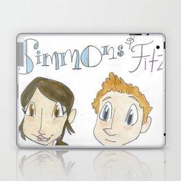 Fitzsimmons of S.H.I.E.L.D. Laptop & iPad Skin